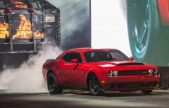 Demonul care a dat foc scenei la Salonul Auto de la New York – Dodge Challenger SRT Demon