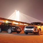 Land Rover Evoque SD4 vs. Audi Q3 2.0 TDI quattro