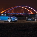 Audi A1 MINI Cooper S Coupe
