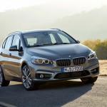 BMW Seria 2 Active Tourer - lansare internationala