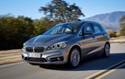 Profitul BMW a crescut cu 14%, graţie lui Seria 2 Active Tourer