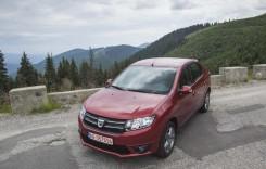 Maturitate pentru Dacia Logan 10 ani
