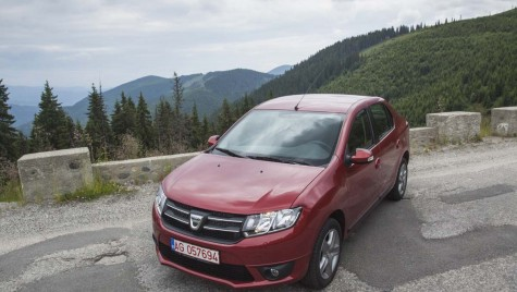 Test drive Dacia Logan 10 ani
