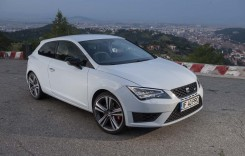 Test drive Seat Leon Cupra: Altă ligă