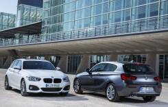 Seria 1 este şi mai BMW decât până acum