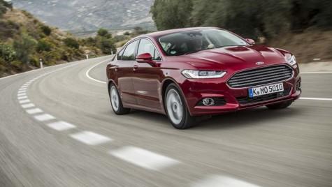 Atac lansat – noul Ford Mondeo