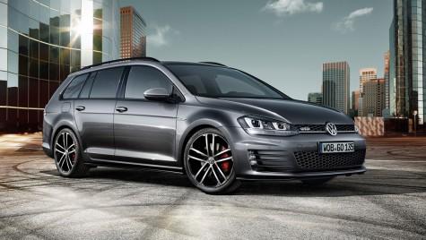 Volkswagen va prezenta noul Golf GTD Variant la Geneva