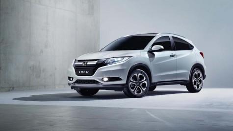 Honda HR-V, un nou pariu al japonezilor
