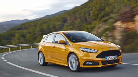 Test drive – Ford Focus ST
