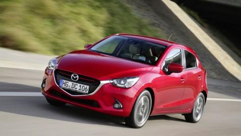 Drive test Mazda2: și frumoasă și high-tech