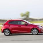 Mazda2 drivetest 7