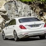 Mercedes S 500 Plug-In Hybrid 1