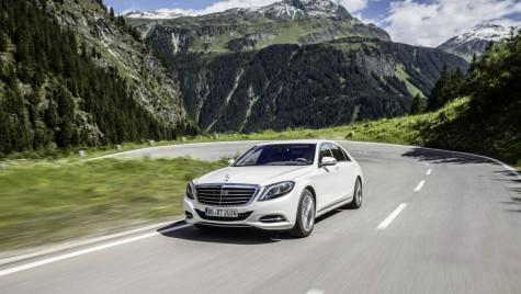 Lux cu doar 3l/100 km: drive test Mercedes S 500 Plug-In Hybrid