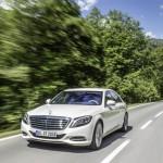 Mercedes S 500 Plug-In Hybrid 4