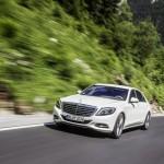 Mercedes S 500 Plug-In Hybrid 5