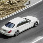 Mercedes S 500 Plug-In Hybrid 8