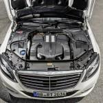 Mercedes S 500 Plug-In Hybrid 9