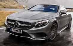 Test pe Transfăgărășan cu Mercedes-Benz S-Class Coupe