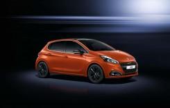 Un imbold pentru Peugeot 208: facelift pentru Geneva