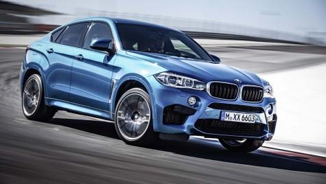 BMW X6 M, mai rapid decât un M3 pe Nurburgring