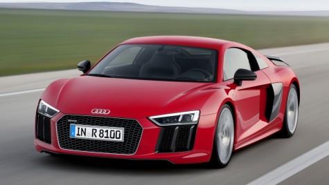 Noul Audi R8 se prezintă – primele imagini şi informaţii oficiale