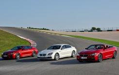 BMW renovează întreaga familie de modele Seria 6