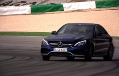Chris Harris despre noul Mercedes-Benz C 63 AMG