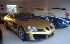 Cea mai mare colecție de modele  Mercedes-Benz din lume