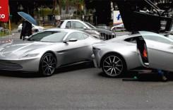 """Noua maşină a lui James Bond: Aston Martin DB10 în """"Spectre"""""""