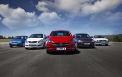 După 12,4 milioane de exemplare, Opel Corsa o ia de la capăt