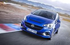 La Geneva, Opel aduce a cincea generație Corsa OPC