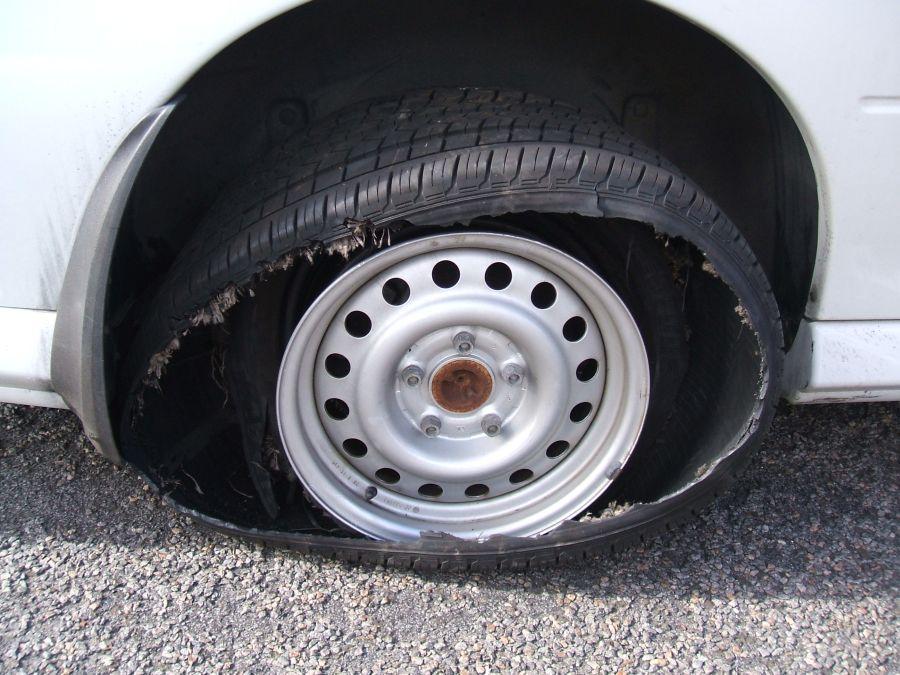 presiunea în pneuri