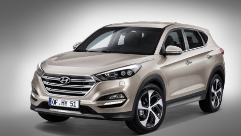 Hyundai pregătește noul Tucson pentru Geneva