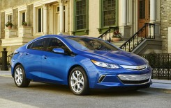 Chevrolet Volt a ajuns la cea de-a doua generatie