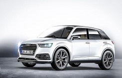 Audi Q1 este confirmat din nou pentru producție în 2016