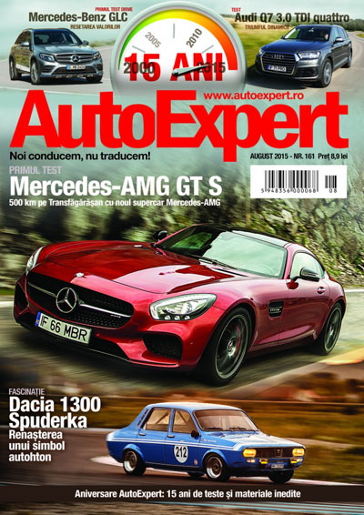 Auto Expert editie aniversara 15 ani