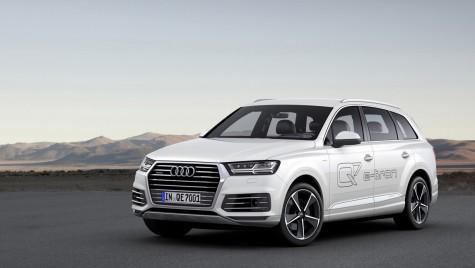 Audi Q7 e-tron quattro – primul hibrid plug-in diesel cu tracțiune integrală