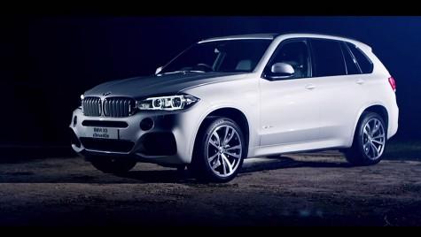 Film de prezentare spectaculos cu noul BMW X5 xDrive 40e