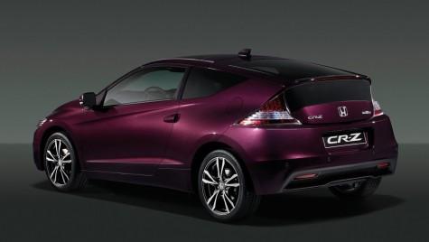 Honda CR-Z nu moare, doar se transformă