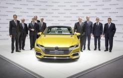 Vânzări record pentru Grupul VW în 2014
