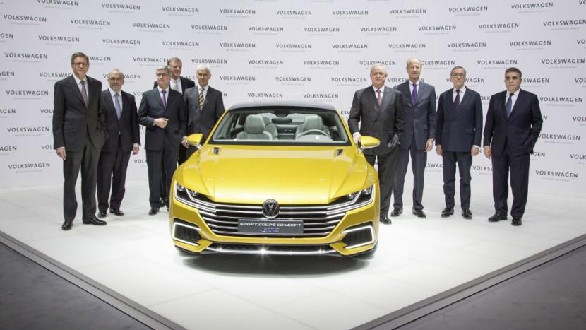 conferinta anuala VW 2015