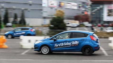 Ford investeşte în perfecţionarea tinerilor şoferi