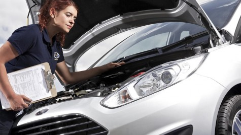 Ford Motorcraft Service: Program dedicat modelelor mai vechi de 4 ani