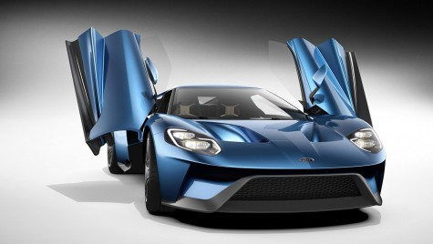 VIDEO: Pasiunile din spatele unui supercar – Ford GT