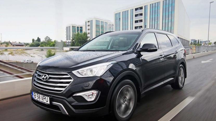 Hyundai Grand Santa Fe CRDi