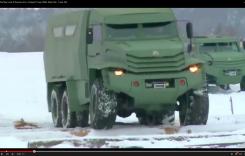Kolun 6×6 și Toros 4×4 pentru armata rusă
