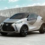 Lexus LS-FA
