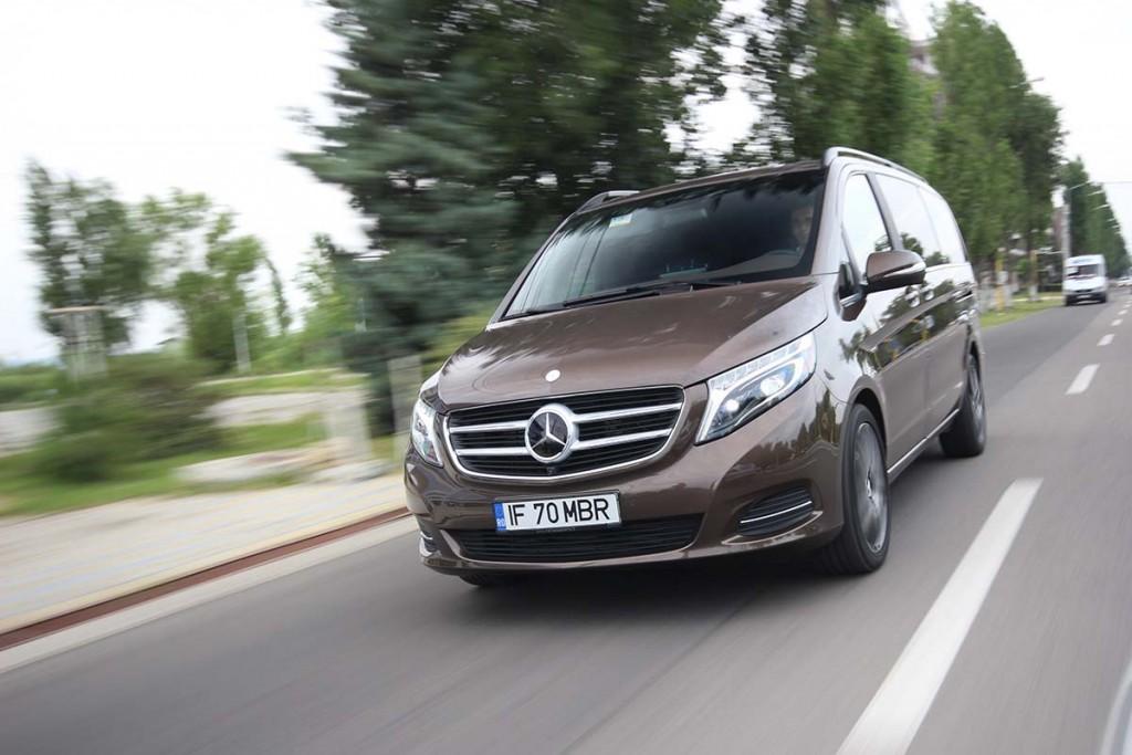 Mercedes-Benz Clasa V (26)