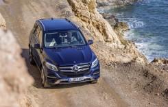 Noul Mercedes-Benz GLE dezvăluit înainte de New York
