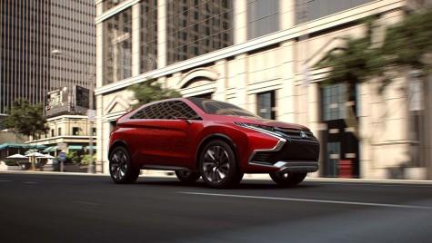 Mitsubishi resuscitează un concept pentru Geneva: XR-PHEV II
